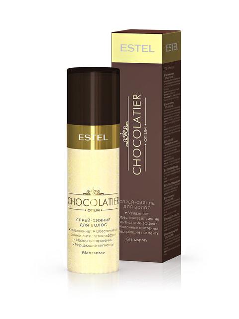 Спрей-сияние для волос Chocolatier (100 мл) ESTEL Professional 4694002
