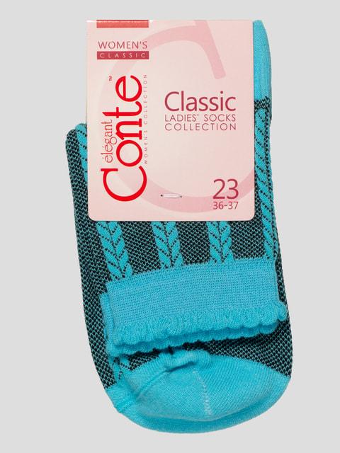 Шкарпетки бірюзові Conte 4451169