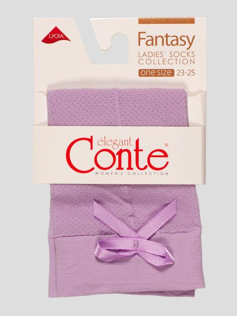 Носки сиреневые Conte 4663206