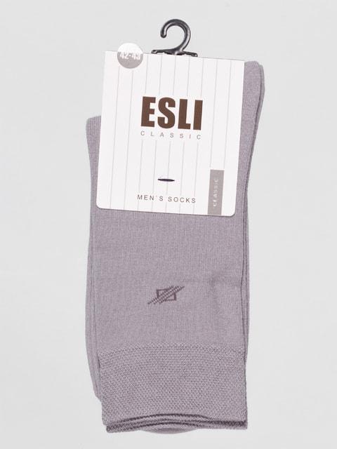 Носки серые Esli 4663424