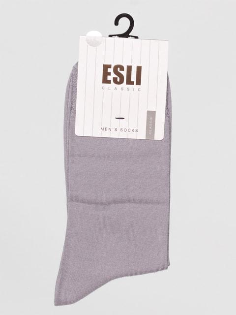 Носки серые Esli 4663422