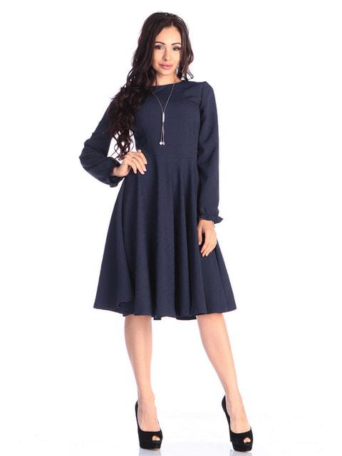 Сукня темно- синя Laura Bettini 4695106