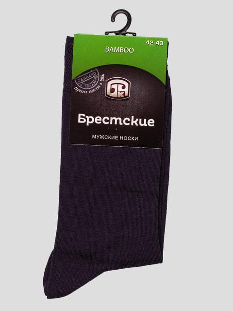 Носки темно-серые БЧК 4663492