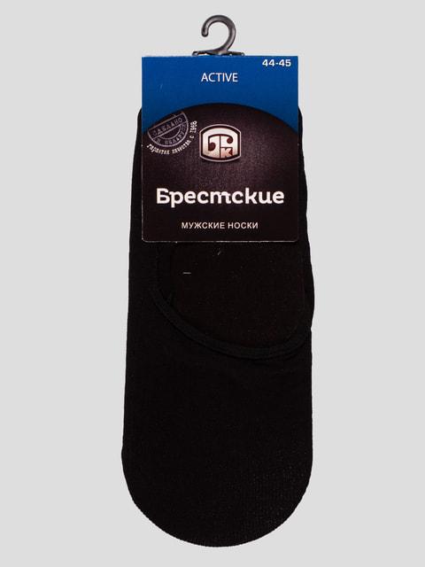Шкарпетки чорні БЧК 4663489