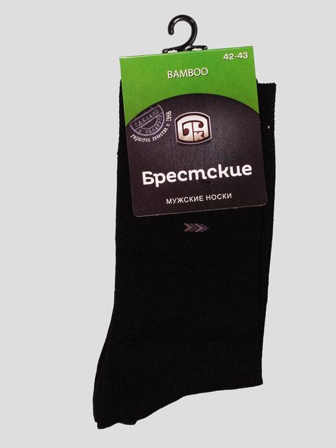 Носки черные БЧК 4663491