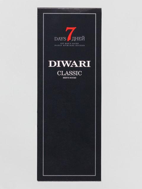 Набор носков (7 пар) DIWARI 4451148