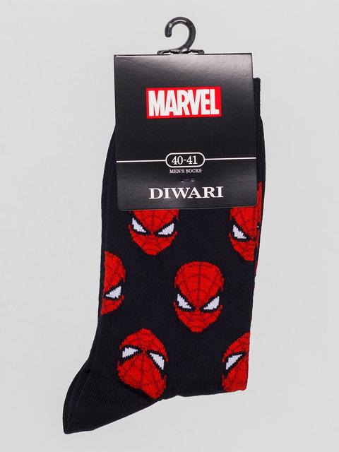 Носки в принт DIWARI 4663397