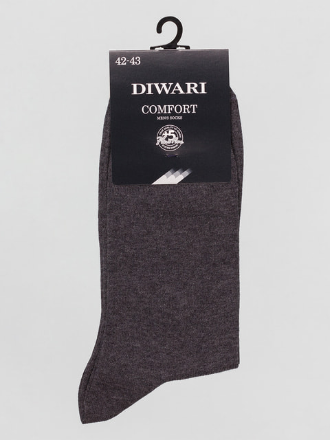Носки темно-серые DIWARI 4663409