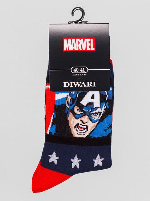 Носки в принт DIWARI 4663398