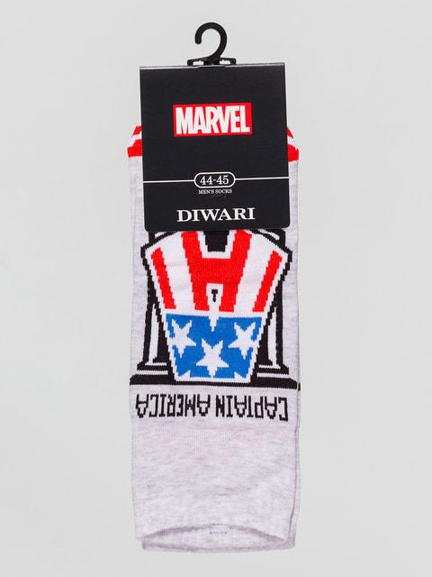 Носки в принт DIWARI 4663402