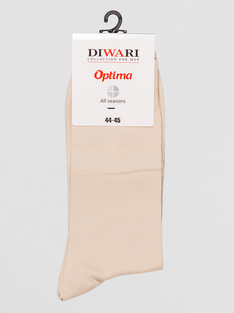 Носки бежевые DIWARI 4451191