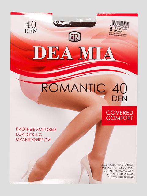 Колготки 40 Den цвета мокко DEA MIA 4663133