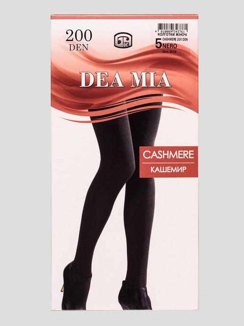 Колготки 200 Den черные DEA MIA 4662914