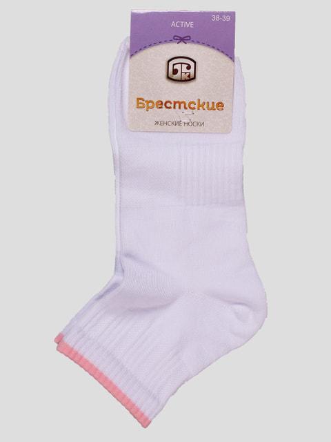 Шкарпетки білі БЧК 4663354