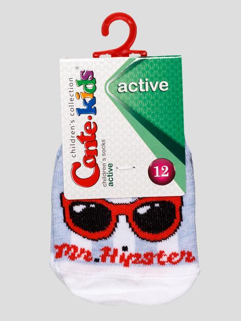 Носки в принт Conte Kids 4663641
