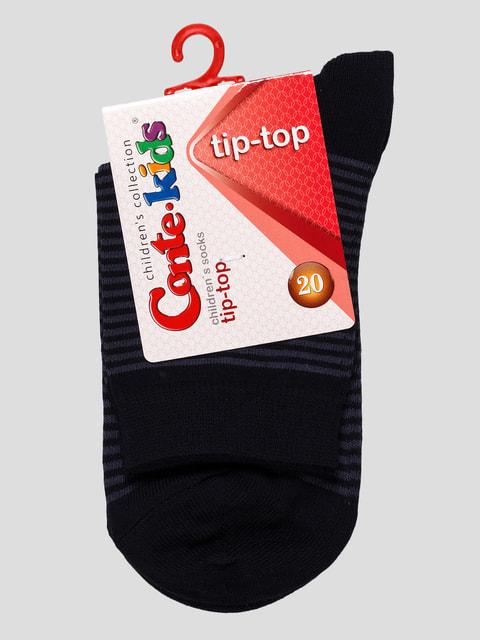 Шкарпетки темно-сині Conte Kids 4663633