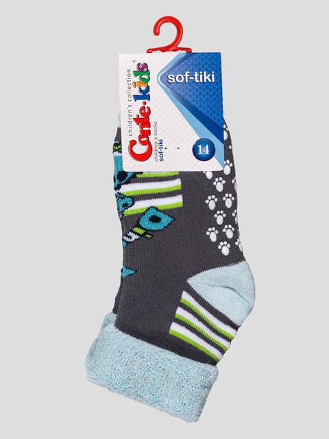 Носки темно-серые Conte Kids 4663688