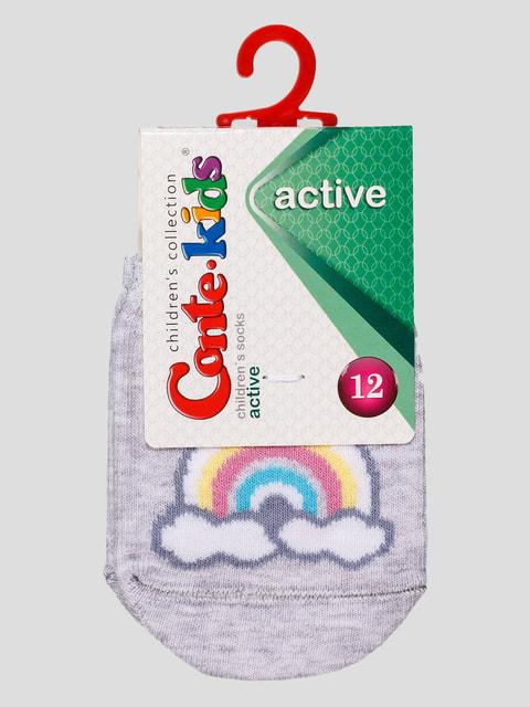 Носки серые Conte Kids 4663640
