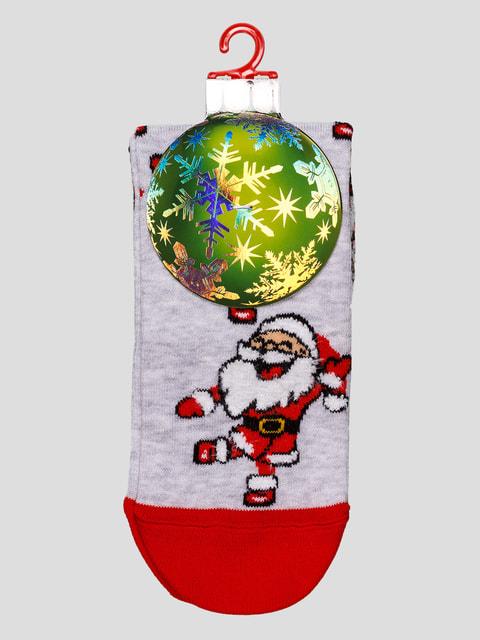Носки серые Conte Kids 4663696