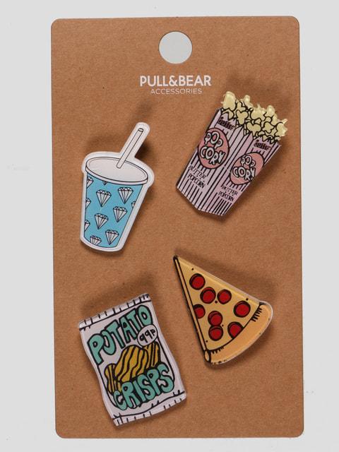 Набір брошок Pull&Bear 4646881