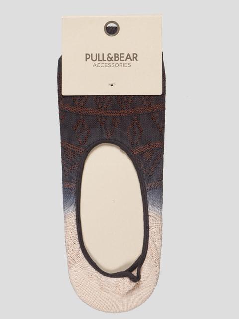 Следки коричневые Pull&Bear 4646939