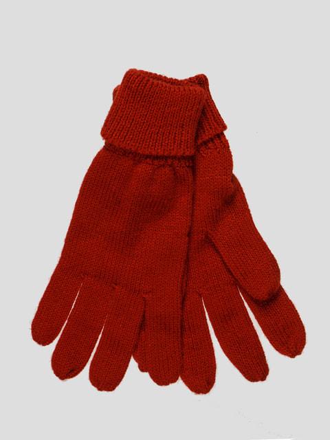 Рукавички червоні Pull&Bear 3735301