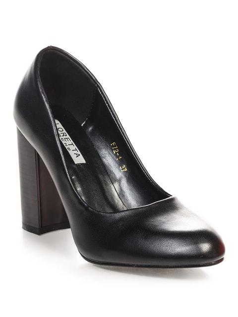 Туфлі чорні Loretta 4692889