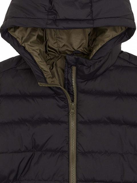 Куртка черная Benetton 4573921