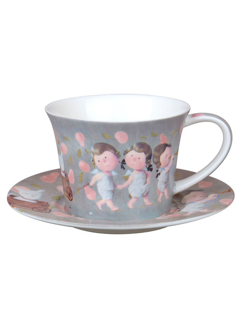 Набор чайный (2 предмета) LEFARD 4695950