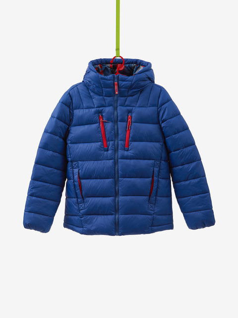 Куртка синяя Oviesse 4696622