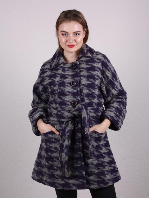 Пальто двухцветное Artua Collection 4697653