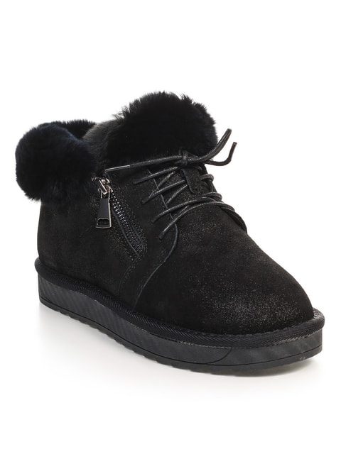 Ботинки черные Sopra 4695817
