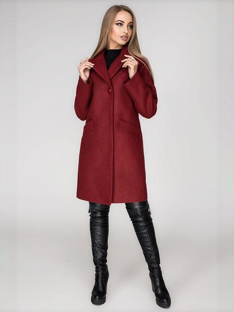 Пальто червоне Leo Pride 4702160