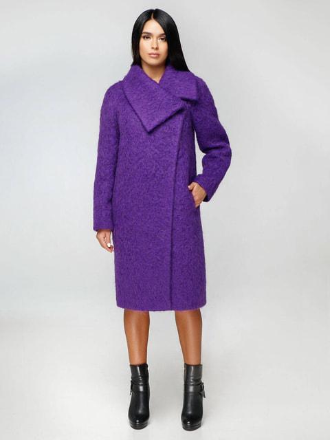 Пальто фіолетове Favoritti 4643442