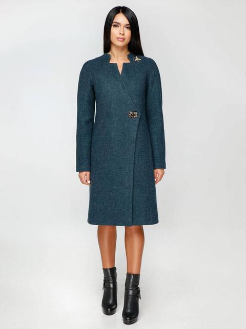 Пальто зеленое Favoritti 4643482