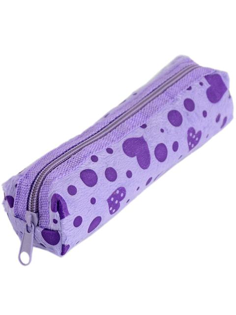 Пенал фиолетовый Traum 4679162