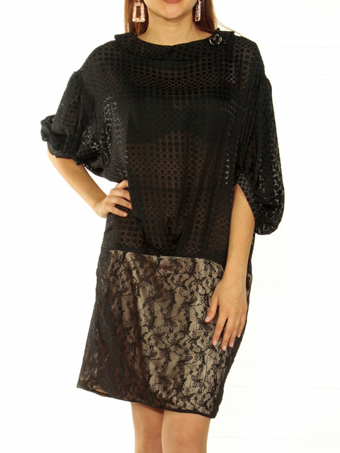 Сукня чорна PINKMARK 4703027