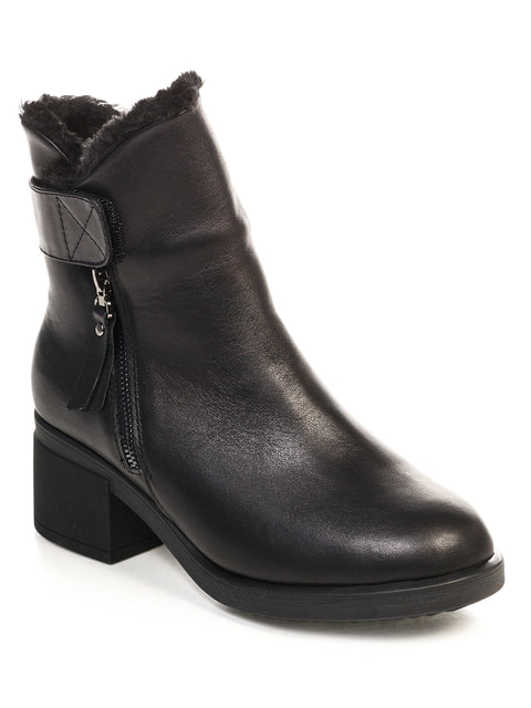 Ботинки черные Foletti 4705529