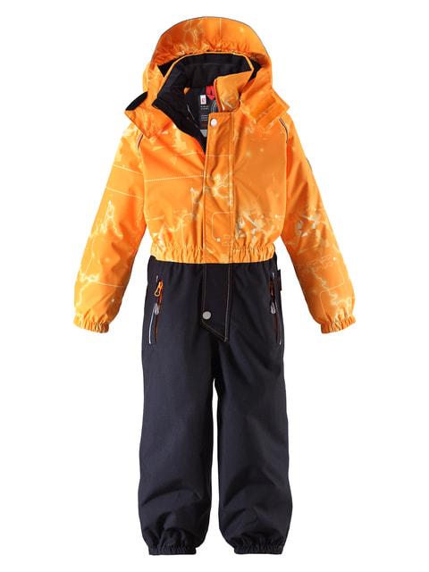 Комбінезон оранжево-синій Reima 4706165
