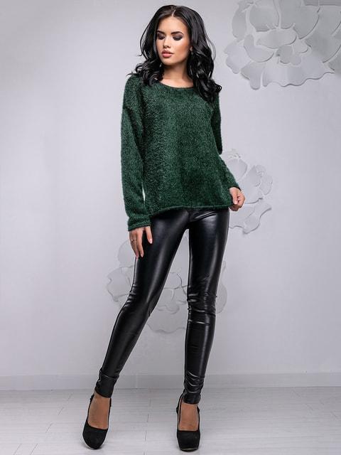 Джемпер зеленый Seventeen 4621700