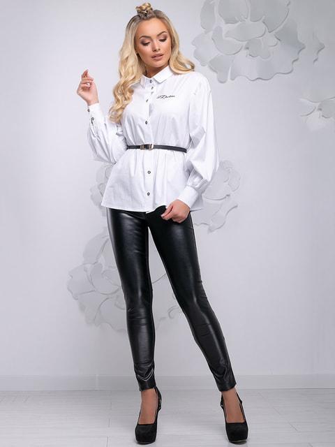 Блуза біла Seventeen 4621709