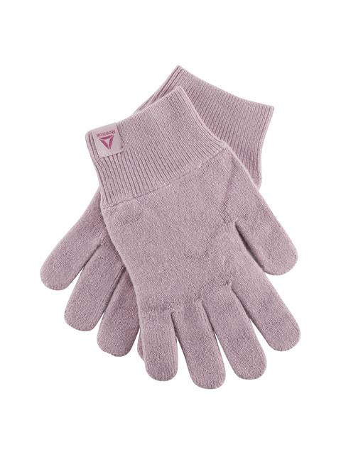Перчатки розовые Reebok 4556747