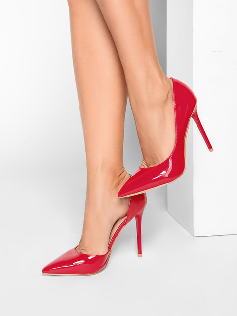 Туфли красные Gepur 4645876