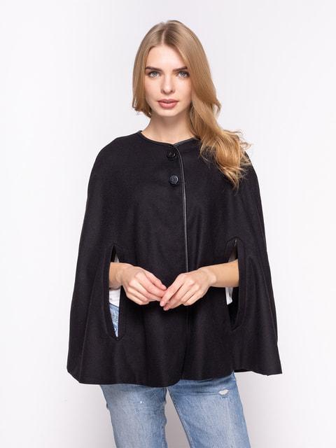 Пончо чорне Zara 3280913