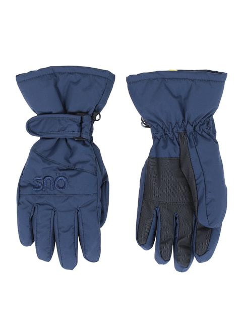 Рукавиці-краги сині SNO 4695268