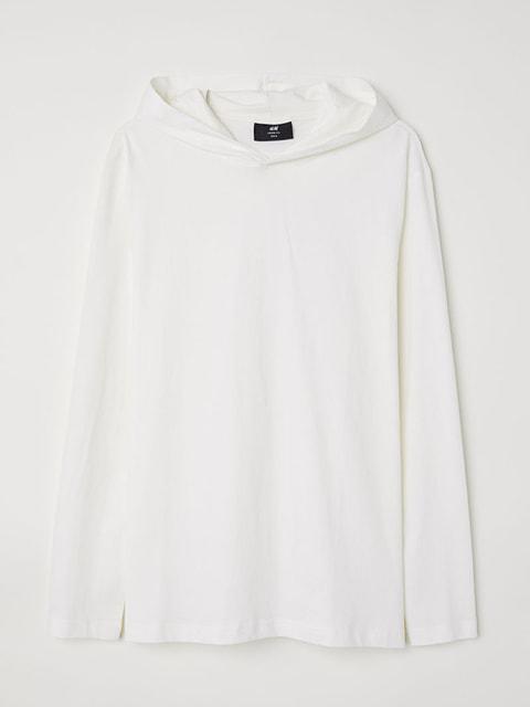 Худі біла H&M 4670829