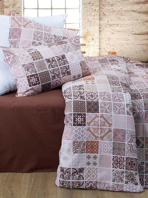 Комплект постельного белья двуспальный (евро) LOTUS 4707179