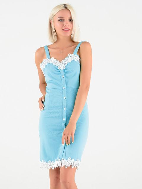 Платье голубое Magnet 4581148