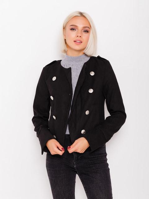 Куртка чорна Magnet 4693045