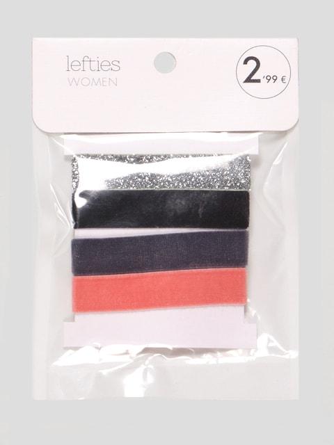 Набір резинок для волосся Lefties 4623166
